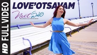 Love'Otsavam Full Video Song | Next Enti | Leon James | Sundeep Kishan, Tamannaah Bhatia,Navdeep
