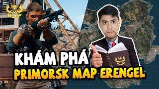 Teen Teacher Khám Phá Khu PRIMORSK  Maps ERENGEL