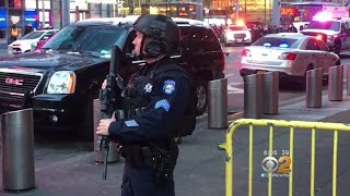 Security Stepped Up In Wake Of Subway Bomb Attack