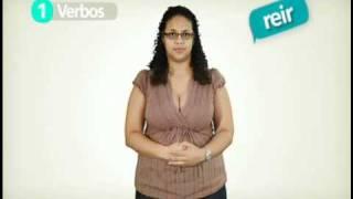 VIDEO DICCIONARIO LENGUA DE SEÑAS. TOMO 1. MODULO 1. Abecedario, verbos comunes, preguntas.
