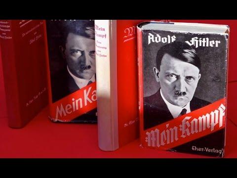 """7 erstaunliche Fakten zu Hitlers """"Mein Kampf"""""""