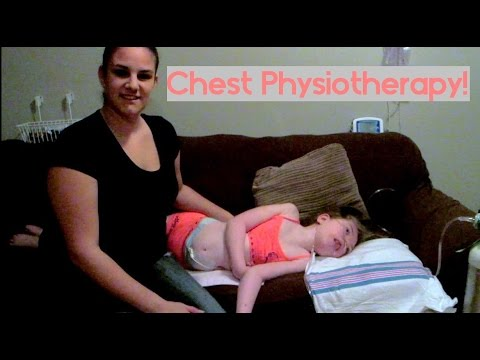 How I do Makayla's Chest Physiotherapy! | Our Lives, Our Reasons, Our Sanity