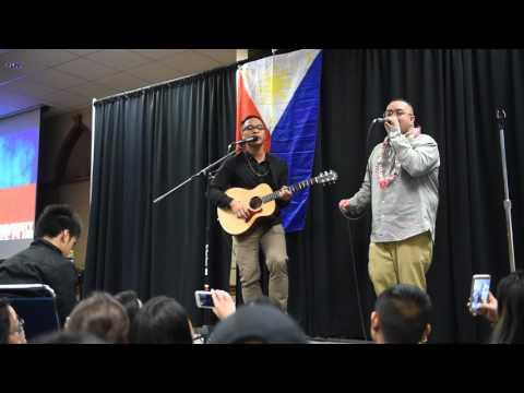 Jeremy Passion & Melvin Gutierrez | Cater 2 U cover | SMU Barrio 2016