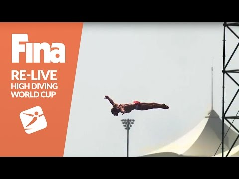 RE-LIVE | FINA High Diving World Cup 2017 | Day 1 - Part 2/2