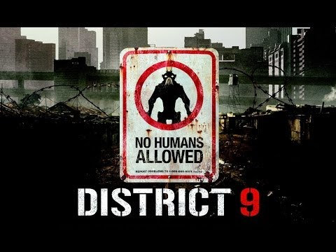 Official Trailer: District 9 (2009)