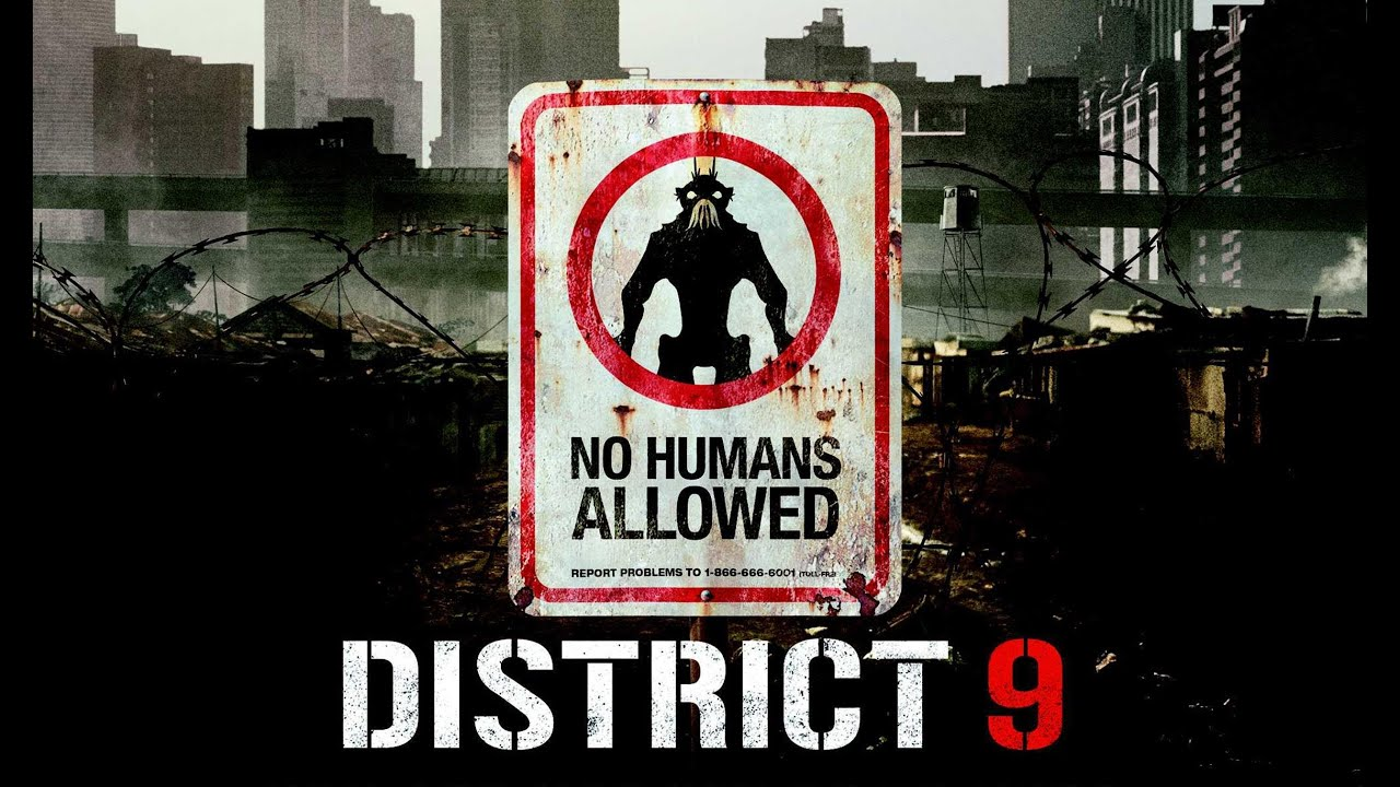 Official Trailer District 9 2009 Youtube