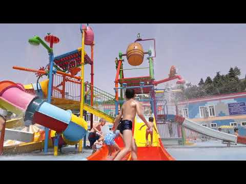 Где купаться в Душанбе: Цена и лучшие места (Аквапарки)