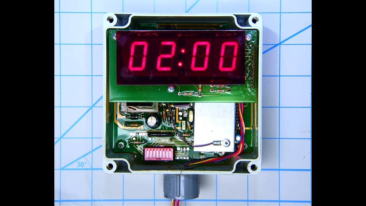 small resolution of ginsan gs31 car wash timer demo