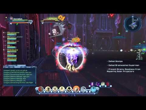 dcuo 39 blackest night 39 celestial healer pov nekron doovi