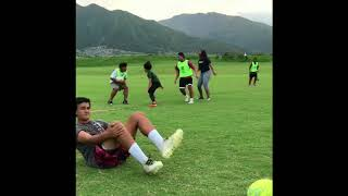 Kahului Rugby Warriors- middle & high school boys practice