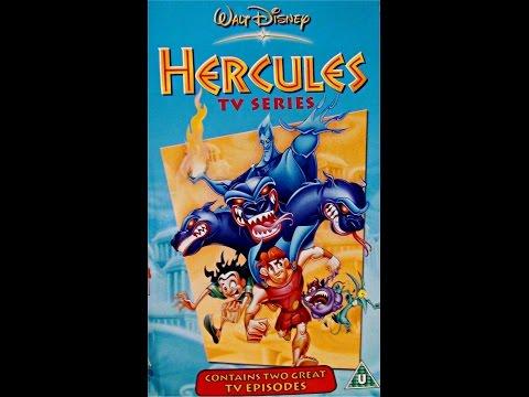 Digitized opening to Hercules:TV Series (UK VHS)