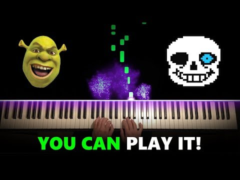 Michigan J  Frog - Hello My Baby (Piano Cover by Amosdoll