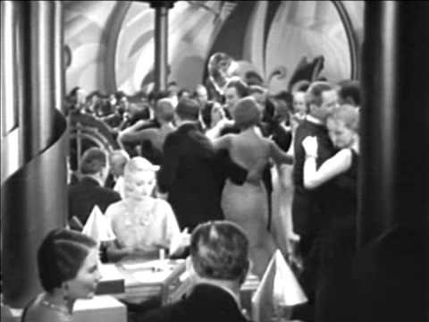 Sin Takes A Holiday (1930)—Constance Bennett, Kenneth MacKenna & Basil Rathbone