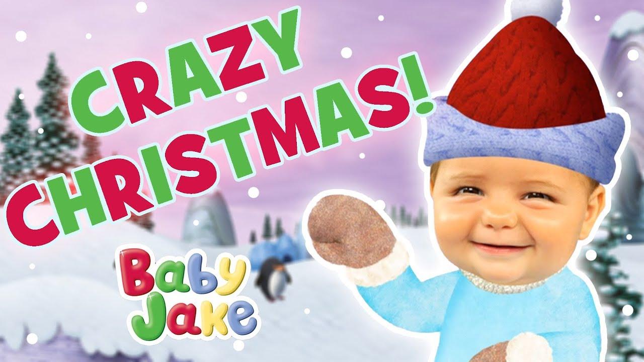 Baby Jake - Crazy Christmas   Bouncing Bonanza! - YouTube