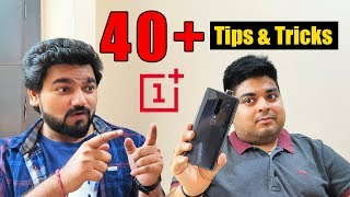 OnePlus 7 Pro  40 Hidden Features  Tips And Tricks  Advance Features