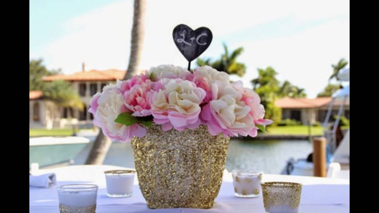 Decorations For Bridal Shower Tables | Decoratingspecial.com