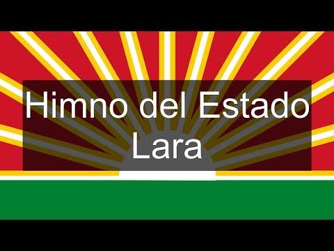 Himno Del Estado Lara (Venezuela)   Soy Venezolano
