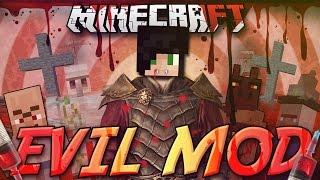 Minecraft ITA - Mod: LA MOD DEL MALE - Sangue, Fantasmi, Peti, Rituali, Licantropi