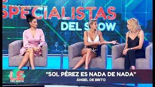 Los especialistas del show - Programa 26/10/18 - Todos contra Sol Pérez