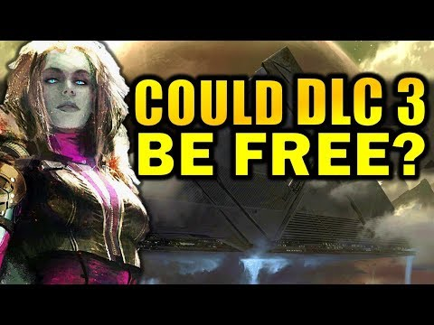 Destiny 2: Could DLC 3 be FREE? | Why Games are Re-Thinking their DLC Models