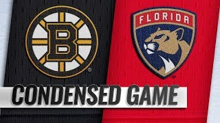 Boston Bruins vs Florida Panthers | Dec.04, 2018 | Game Highlights | NHL 2018/19 | Обзор матча
