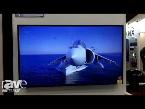 Integrate 2016: Ultra-D Demos Glasses-Free 3D Display for Digital Signage Advertising