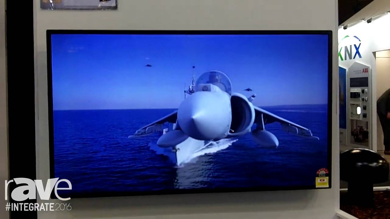 Integrate 2016: Ultra-D Demos Glasses-Free 3D Display for ...