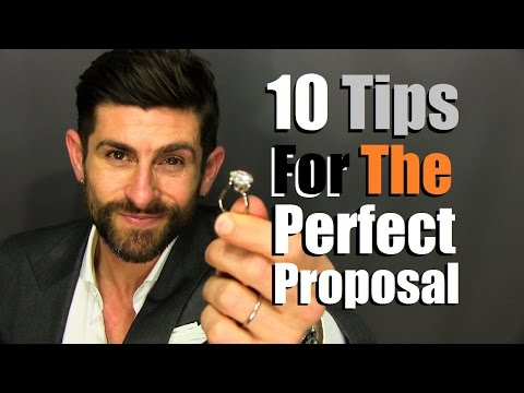 10 Tips For The Perfect Proposal  How To Pop The Question In Style