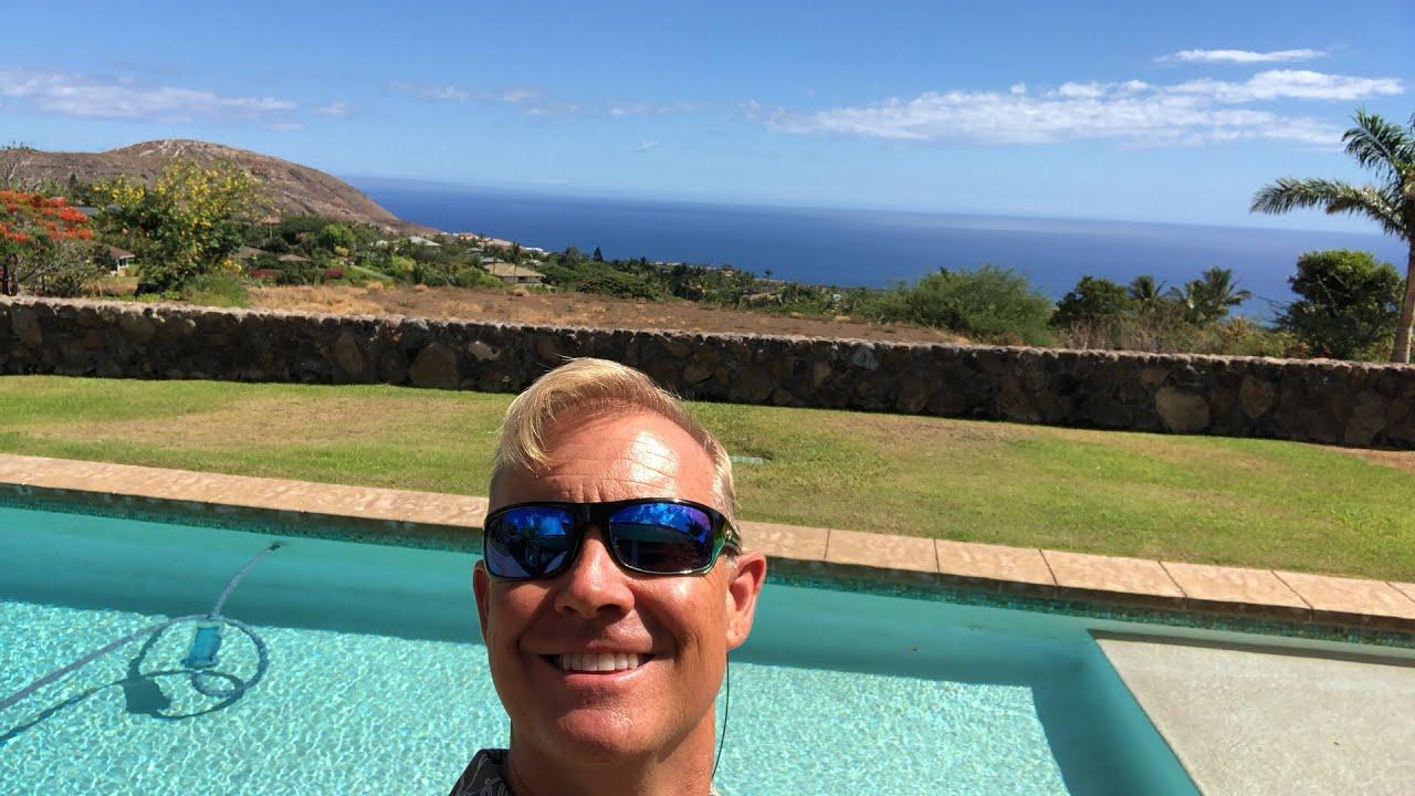 Maui Quarantine Live Stream from Launiupoko
