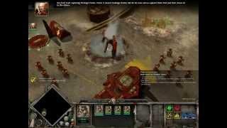 Warhammer 40,000 Dawn of War PC Gameplay HD