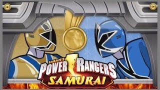 Power Rangers Samurai Super Samurai ᴴᴰ - Full Episodes - Gold Ranger And Blue Ranger