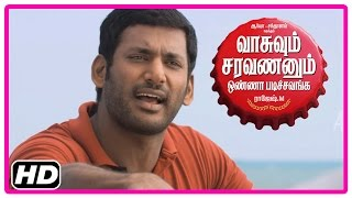 VSOP Tamil Movie | Scenes | Vishal gives idea to friends | Friends unite with lovers | End Credits