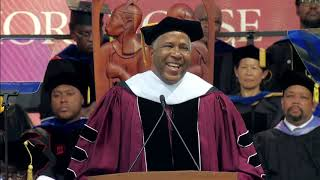 Robert F. Smith's speech at the 135th Commencement at  Morehouse College