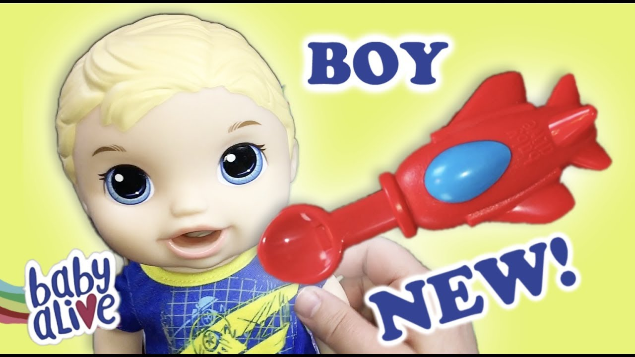 Baby Alive Doll Pen New Boy Baby Alive Snackin Luke Doll Unboxing And Details