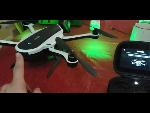 GoPro Karma won't pair