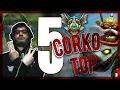 DD Warrior Lady Highlights #5 | Corko Top