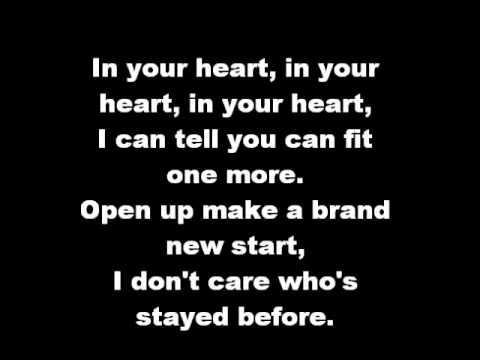 The Wanted Heart Vacancy (lyrics)