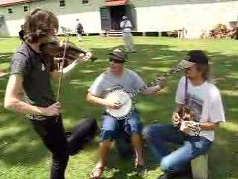 Great little bluegrass session