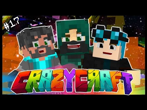*PLACE PALM ON FACE*   Ep 17   Minecraft Crazy Craft 3.0