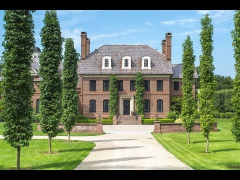 Distinguished Inspiring Masterpiece in Ridgefield, Connecticut | Sotheby's International Realty