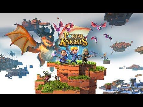 Portal Knights Game Play Walkthrough / Playthrough |