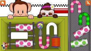 Baby Learn Colors, Shapes, Numbers with Monkey | Educational Games for Toddlers or Pre  | Lopa Hane