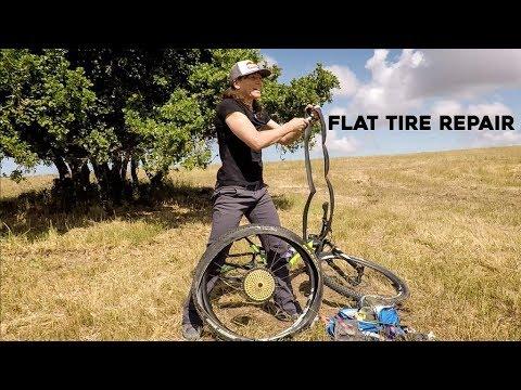 Tips with Rebecca – Flat Tire Repair : w/ Rebecca Rusch