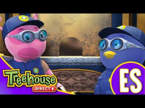 Los Backyardigans: Episodios Para Niños De La Aventura - HD Compilación de 67 mins