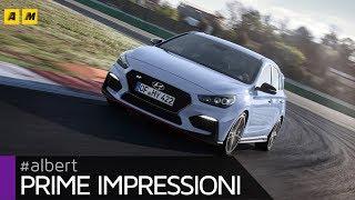 Hyundai i30 N lanti Megane RS e Golf GTI ha 275 CV смотреть