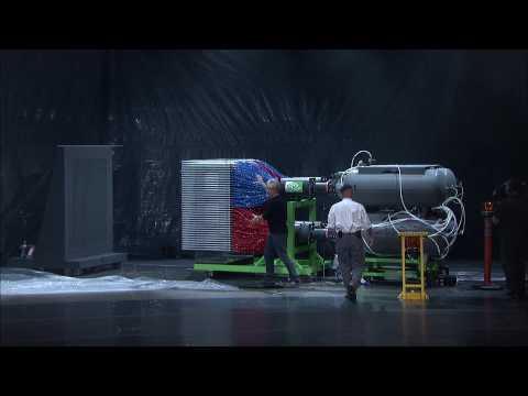 Mythbusters Demo GPU versus CPU