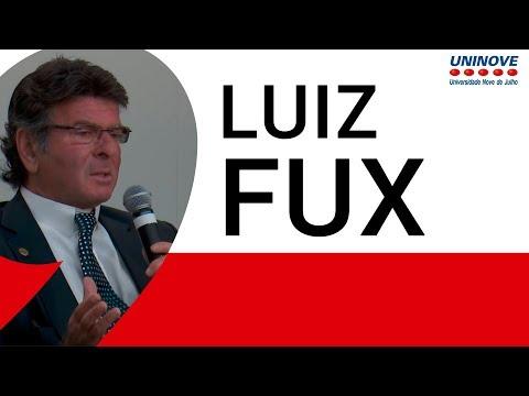Análise Econômica do Direito com o ministro do Supremo Tribunal Federal (STF), Dr. Luiz Fux