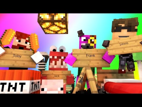 Minecraft Mini-Game : DO NOT LAUGH! (GIVING MY HEART, THE LAMP SALESMAN!) w/ Facecam