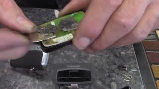 how to replace battery in garage door opener wireless transmitters