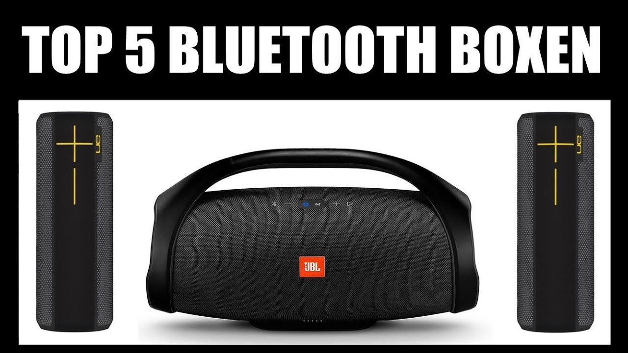 Boxen Gross Beste 5 Bluetooth Lautsprecher 2019 Bluetooth Lautsprecher Box Test Bluetooth Box Lautsprecher